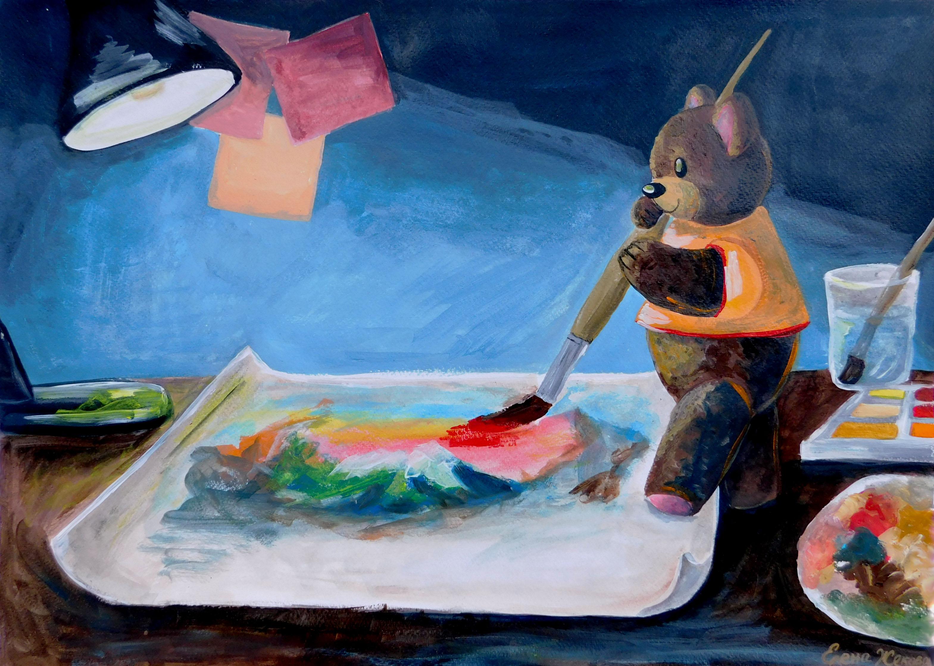Елена Жекова, Животът на играчките, 2018 / Elena Zеkova,The Life of Toys ,