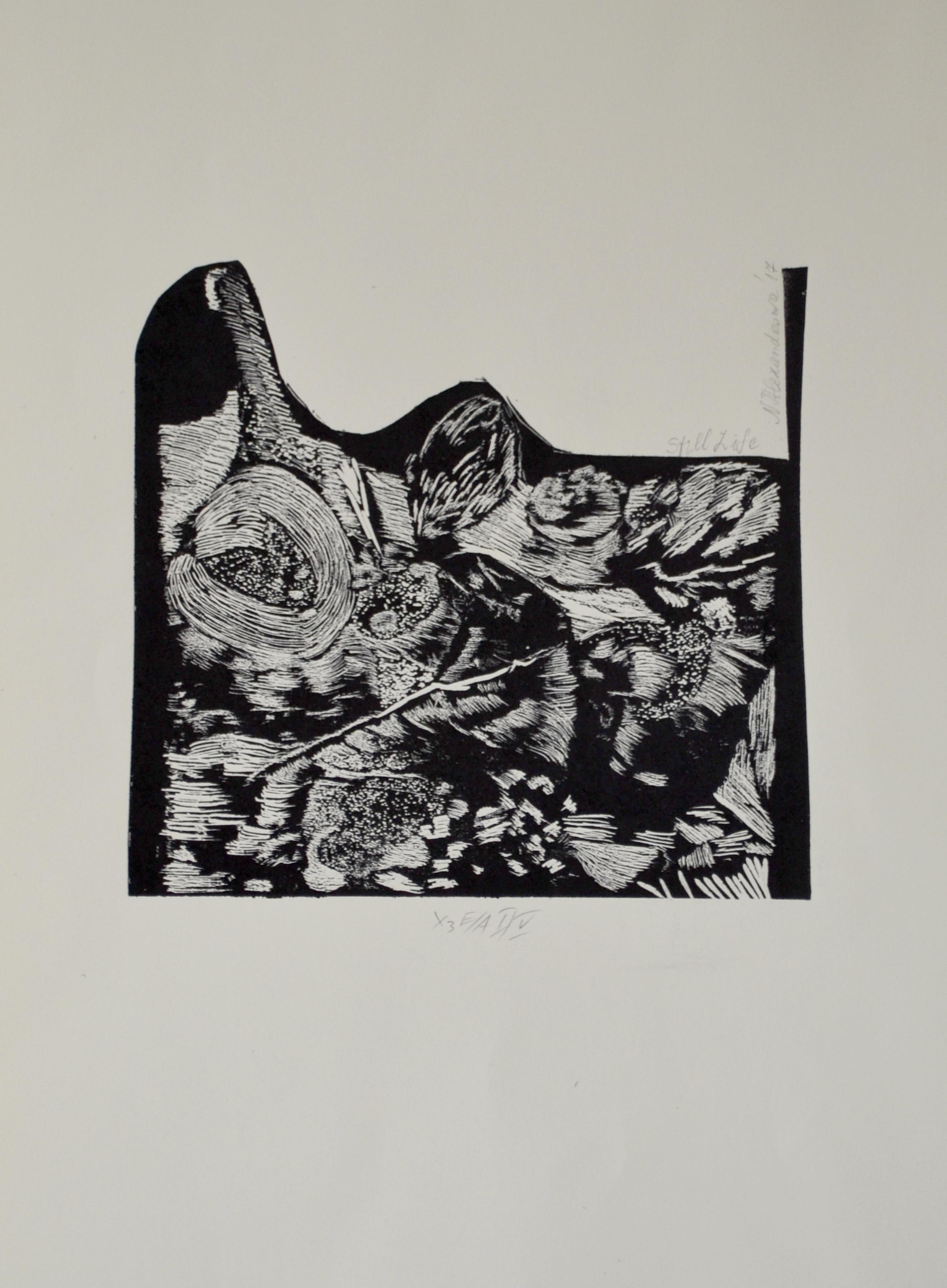 "Николинка Александрова, специалност ""Изобразително изкуство"", Натюрморт I, 2018 / Nikolinka Aleksandrova, degree programme ""Fine Arts"", Still Life I, 2018"
