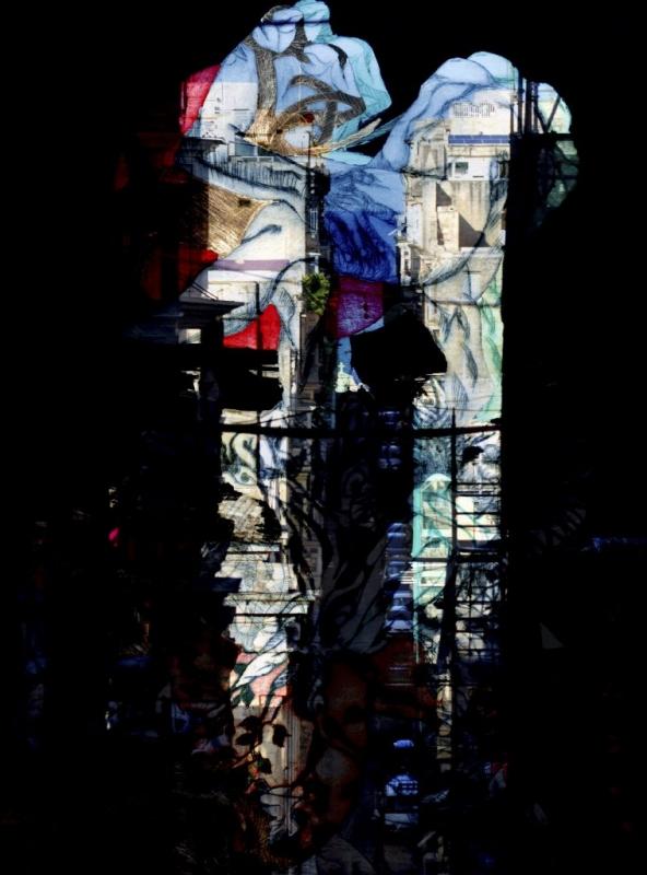 """Кристина Върбанова, магистърска програма """"Графичен дизайн"""", Конструкция, 2018  / Kristina Varbanova, master degree programme """"Graphic Design"""", Construction, 2018"""