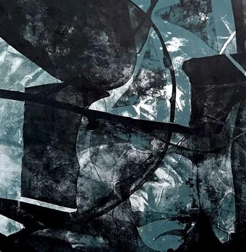 Елена Петрова, Композиция, 2017 / Elena Petrova, Composition, 2017