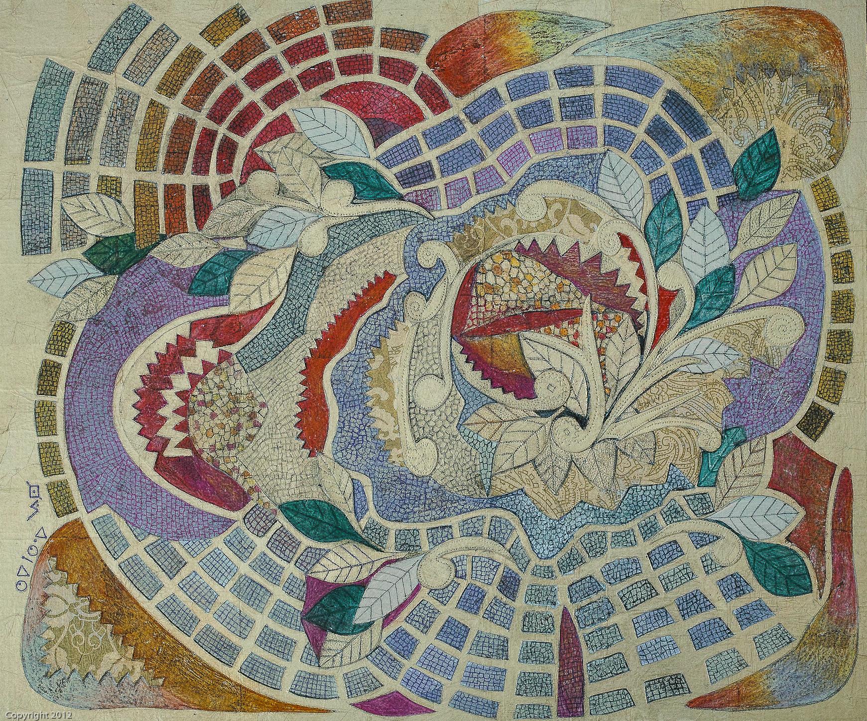 Милка Белева, Отпечатък на времето / Milka Beleva, Imprint of the Time