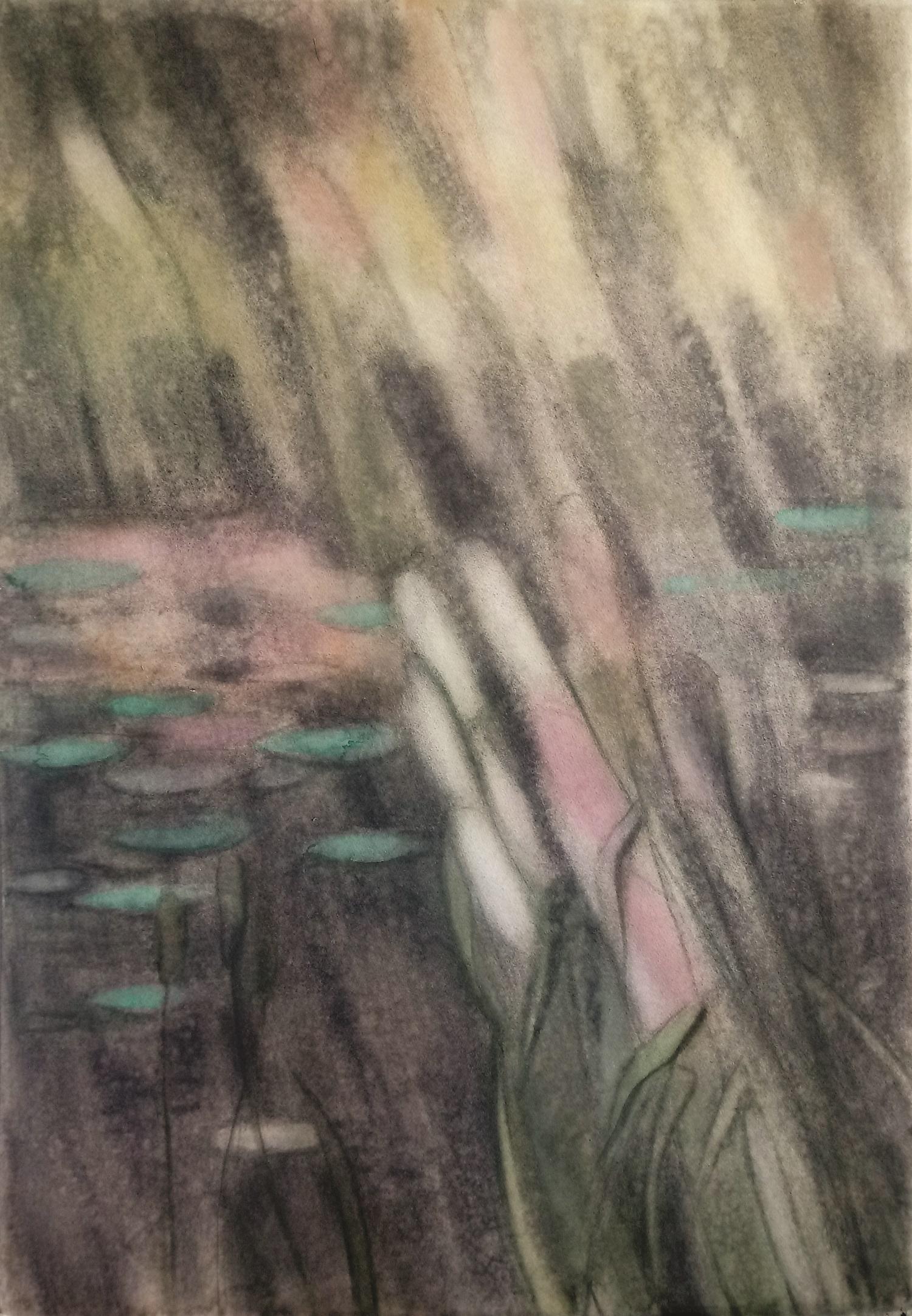 Бисера Вълева, Реката II / Bisera Valeva, The River II
